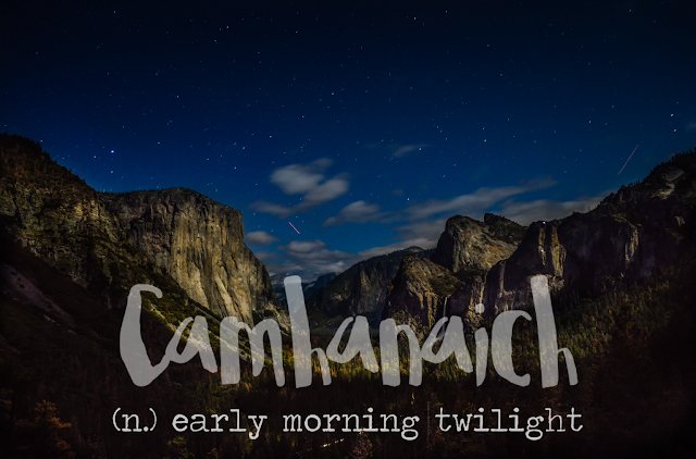 Camhanaich