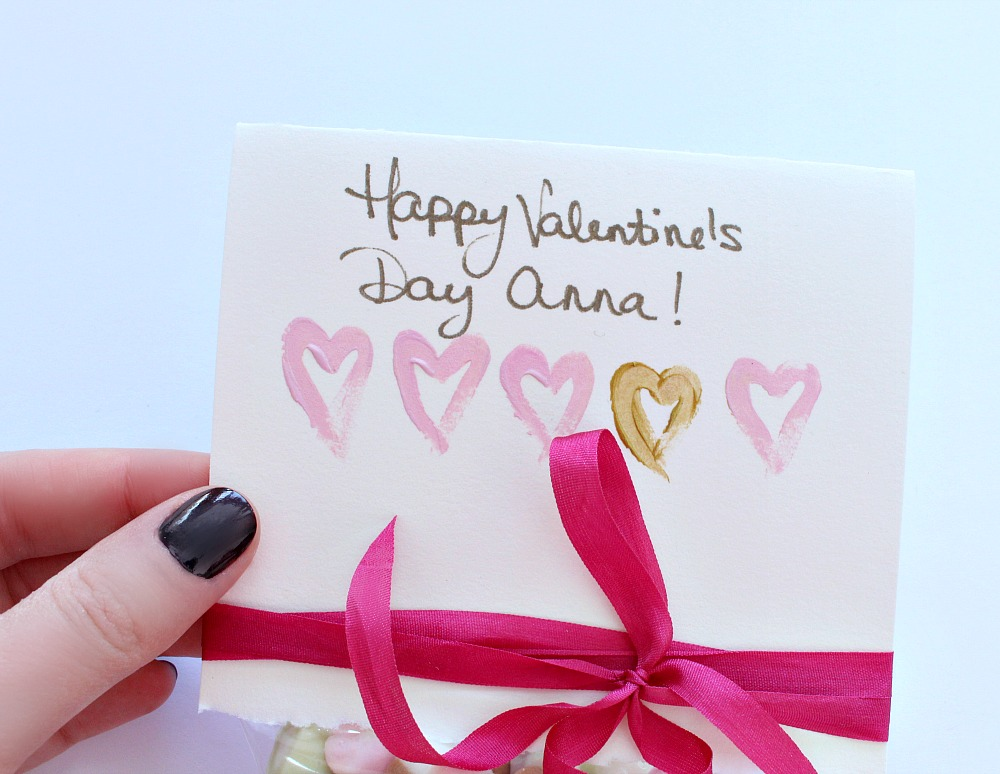 DIY Valentine Card for Kids