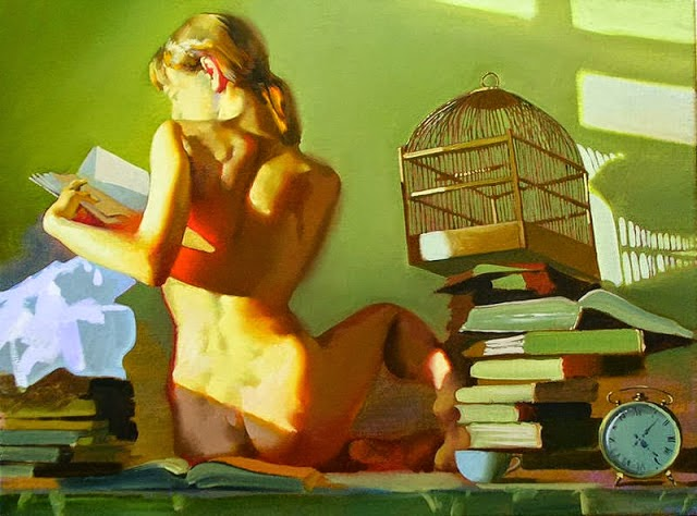 Paintings By Oleg Tchoubakov