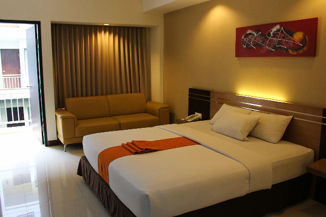 kamar the sunset hotel