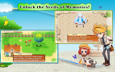 unlock the seeds of memories