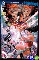 Os Novos 52! Superman & Mulher Maravilha #10