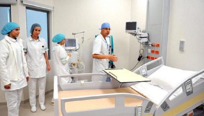 مباراة توظيف 2700 ممرض إطار تقني الصحة من الدرجة الأولى – السلم 10