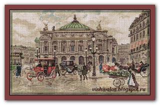 """Панна GM-1481 """"Париж. Гранд Опера"""""""