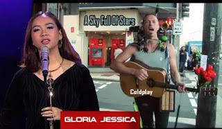 A Sky Full Of Stars - Coldplay oleh Gloria Jessica The Voice Indonesia