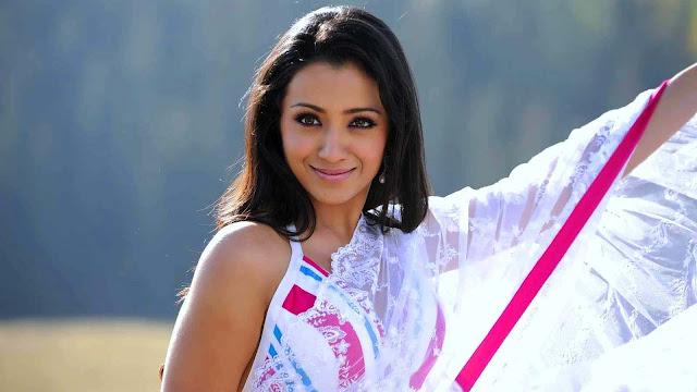 Hot Acterss Trisha Krishnan HD Wallpapers