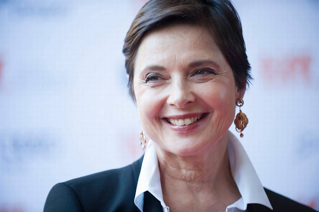 Isabella Rossellini on Aging With Confidence