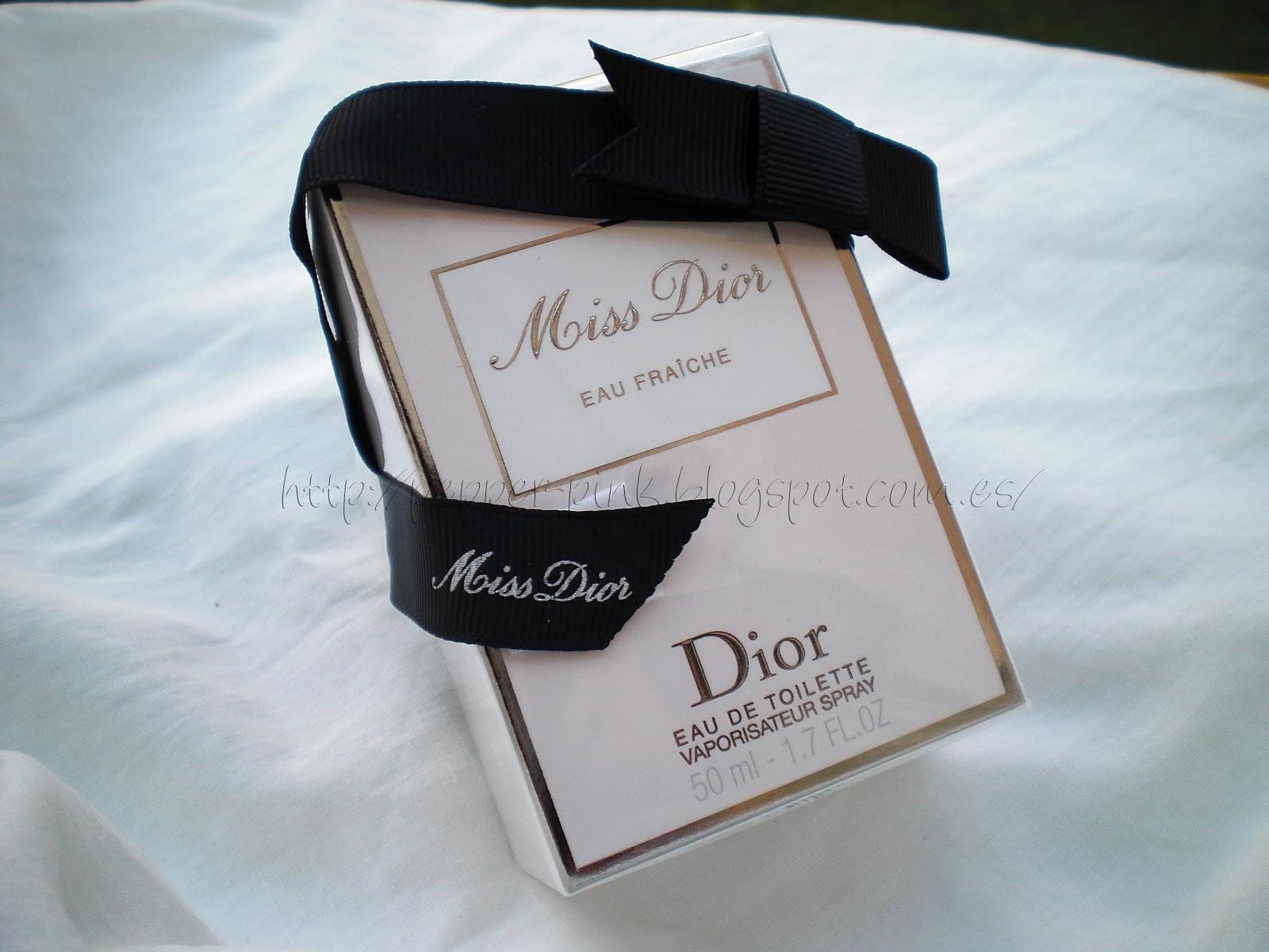 El Diario De Heaven Miss Dior Eau Fraîche