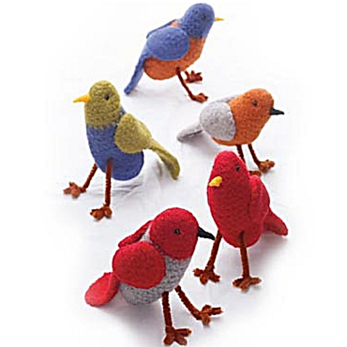 Amigurumi Tweety Bird : Fiber Flux: Crochet Birds! 12 Lovely Patterns...
