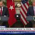 Συνάντηση Τραμπ - Ερντογάν: Οι δηλώσεις από το Λευκό Οίκο (Βίντεο)