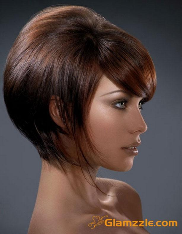 Cortes de cabello para mujer asimetricos