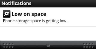 """Cara Mengatasi """"Internal Phone Storage is Getting Low"""""""