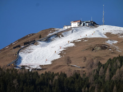 Climate Change and Ski Resorts: Nope, not Friends