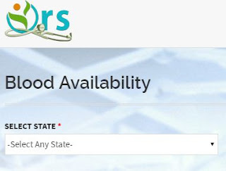 Blood Availability Status Online