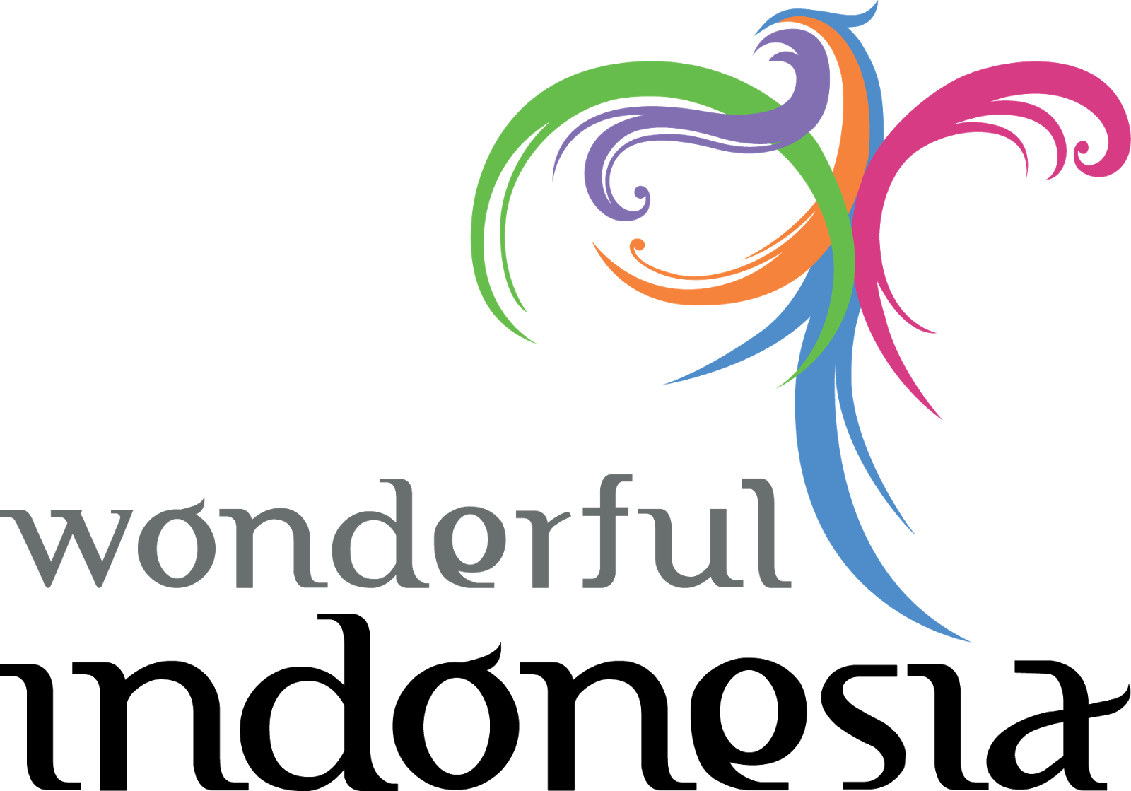 Wonderful Indonesia Makna Kata Dan Logo Wonderful Indonesia