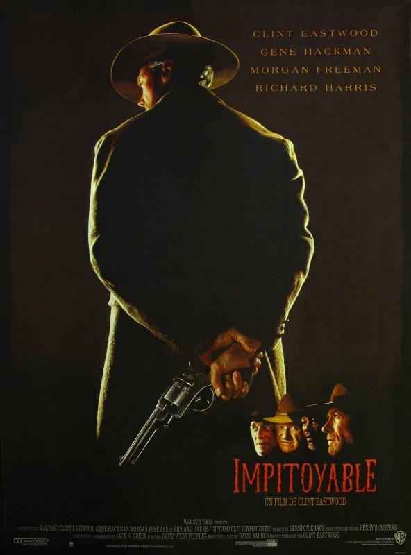 Unforgiven Poster The Clint Eastwood Arc...