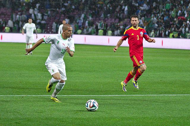 CR7 dan Gareth Bale bukan yang tercepat di La liga 2015-2016, tapi Soufiane Feghouli, siapakah dia?