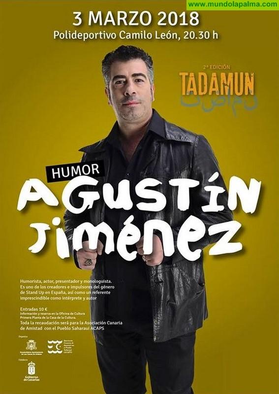Agustín Jiménez en Los Llanos de Aridane