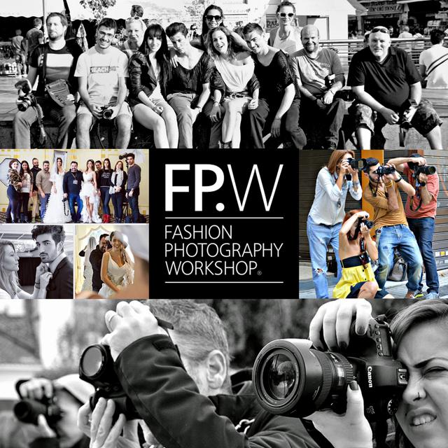 Fashion Photography Workshop by George Dimopoulos Επαγγελματικά Σεμινάρια Φωτογραφίας Μόδας