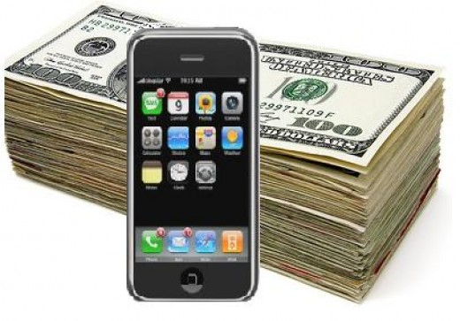 Peniaze cez telefn - Dobr noviny