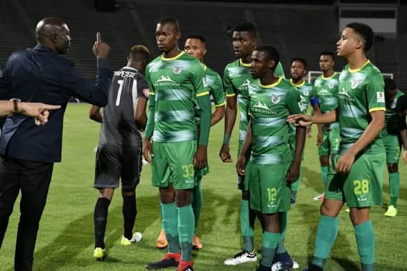 Baroka FC coach Wedson Nyirenda