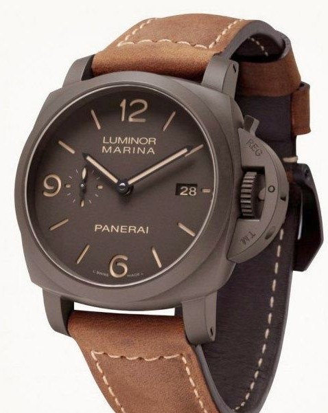 contoh jam tangan merek Luminor Marina Panerai