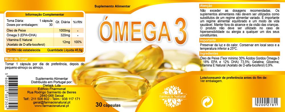 74b2c9ed6 Figuras 2 e 3. Rótulo de cápsulas de Ômega 3 (Farmacis Natural e TopTherm).
