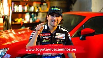 Ganadores que recorrerán Caminos del Inca junto al Equipo Toyota