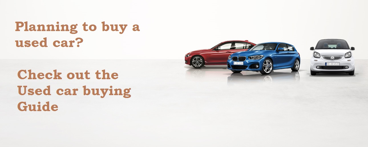 Used car buying guide and Documents to check while buying used car ...