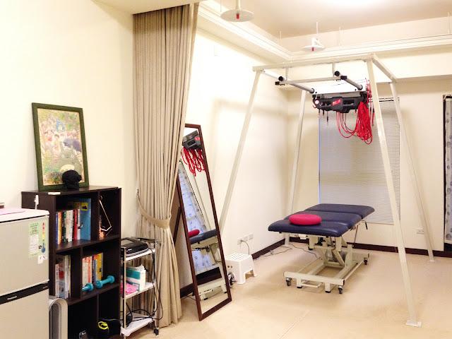 好痛痛 強物理治療所 羅一強 物理治療 運動治療 十字韌帶 膝蓋 背痛 腰痛 Redcord