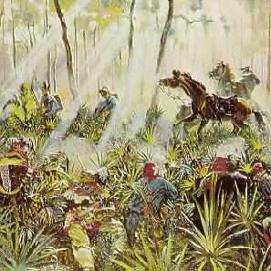 a history of the early american wars There is plenty of history on this website, but it is set apart from most by its dedication to differing viewpoints,  timeline of the mexican-american war.