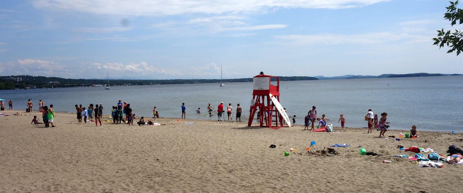 Very Nice Sandy Beach Located On The Ss Of Lake Champlain