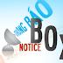[Chia sẻ] - Tạo hộp thoại thông báo cho blogger / website
