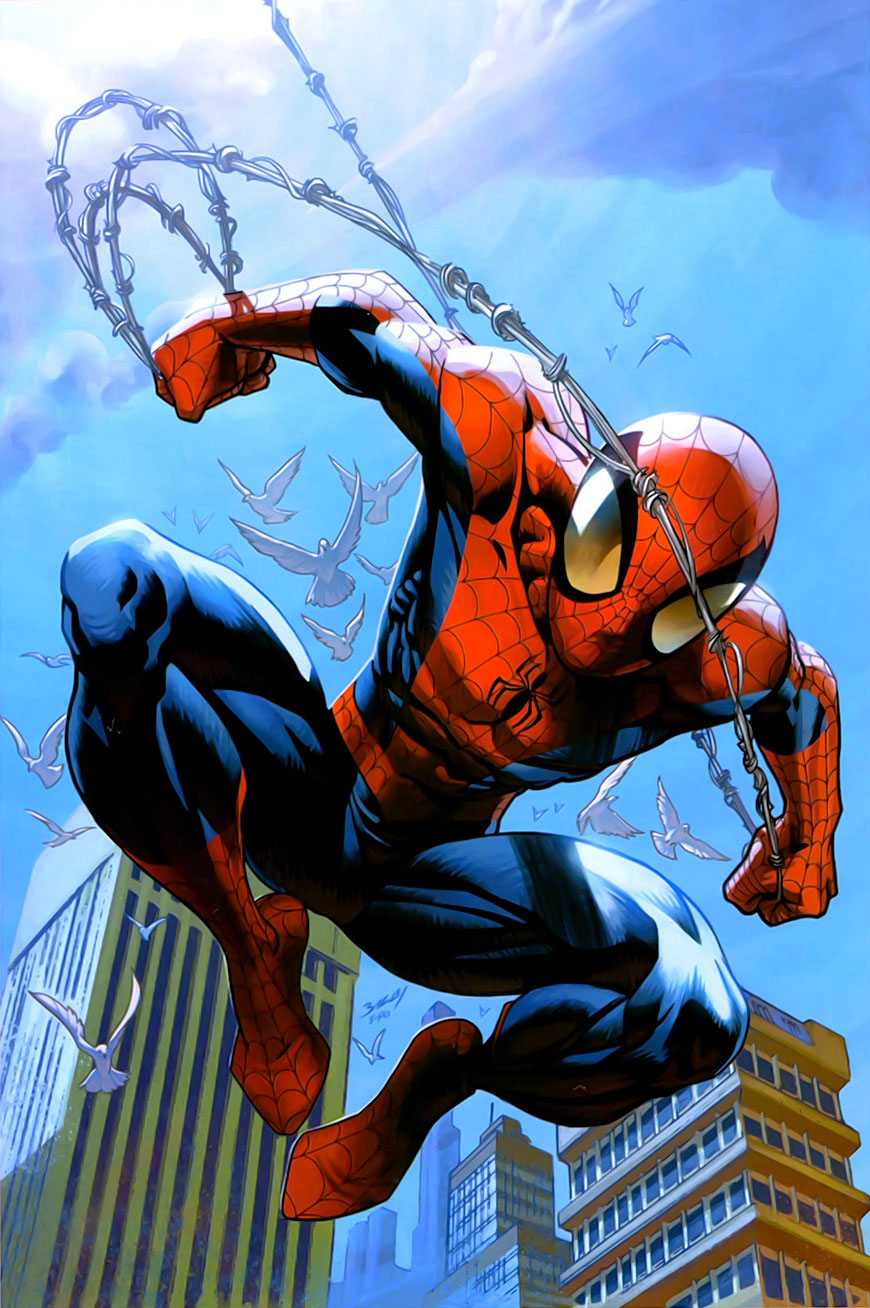 Ultimate Spider Man - Người Nhện [SS1]
