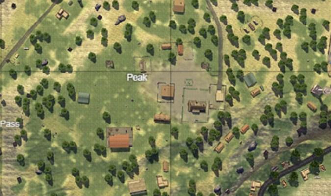 Lokasi Loot Terbaik di Game Free Fire - Peak