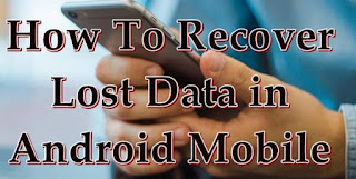 How To Recover Deleted Data from Android Device or Tab (Assamese)