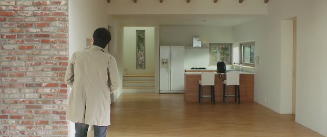 dapur minimalis plus ruang makan