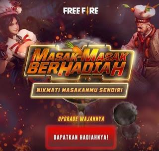 event masak-masak berhadiah di free fire