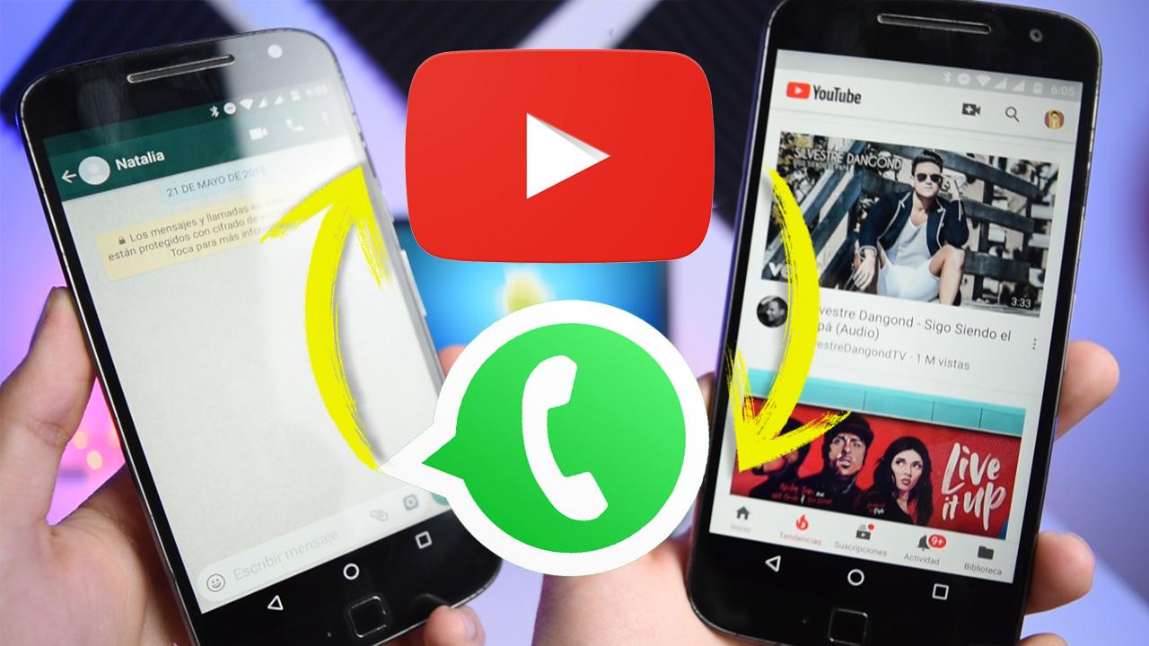 Videollamada en whatsapp con gorda - 4 5