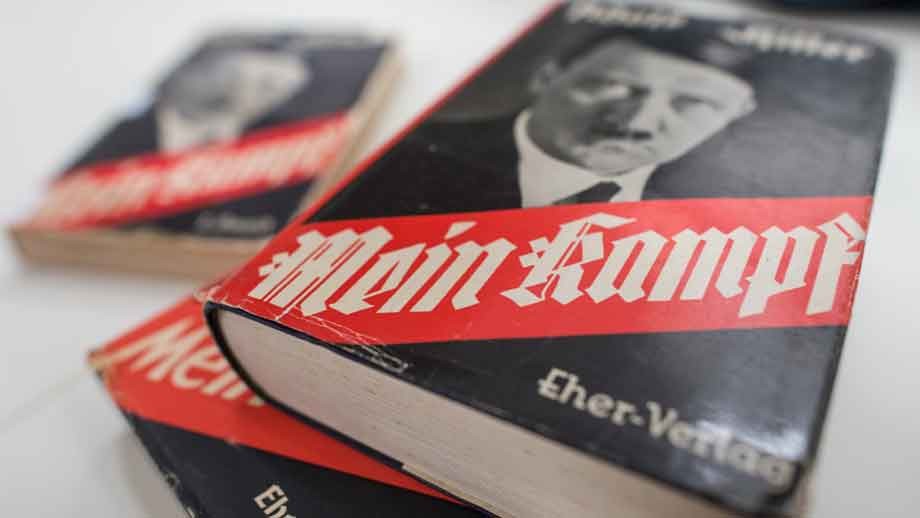 "Macedonian Publisher Claims Success for Hitler's ""Mein Kampf"""