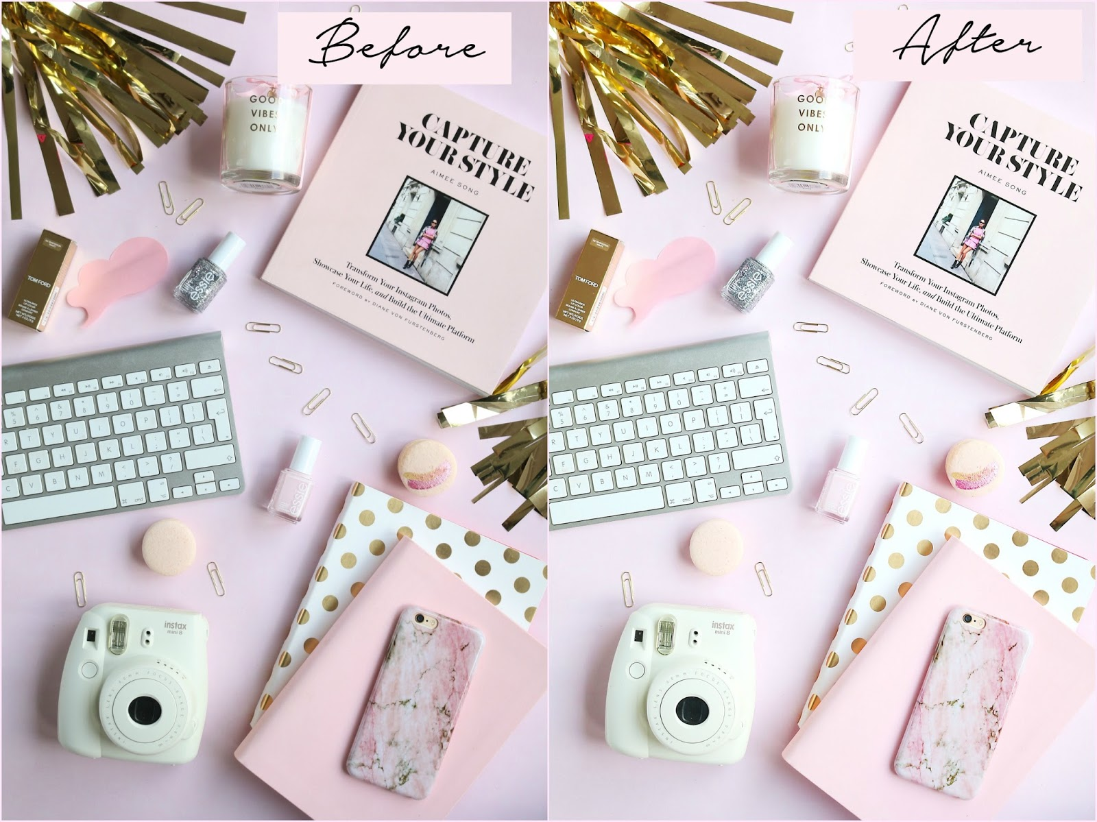Blogging, blogging advice, Photography, Blog Photos, Lifestyle, how to take bright photos in the winter, taking bright photos, flat lay,