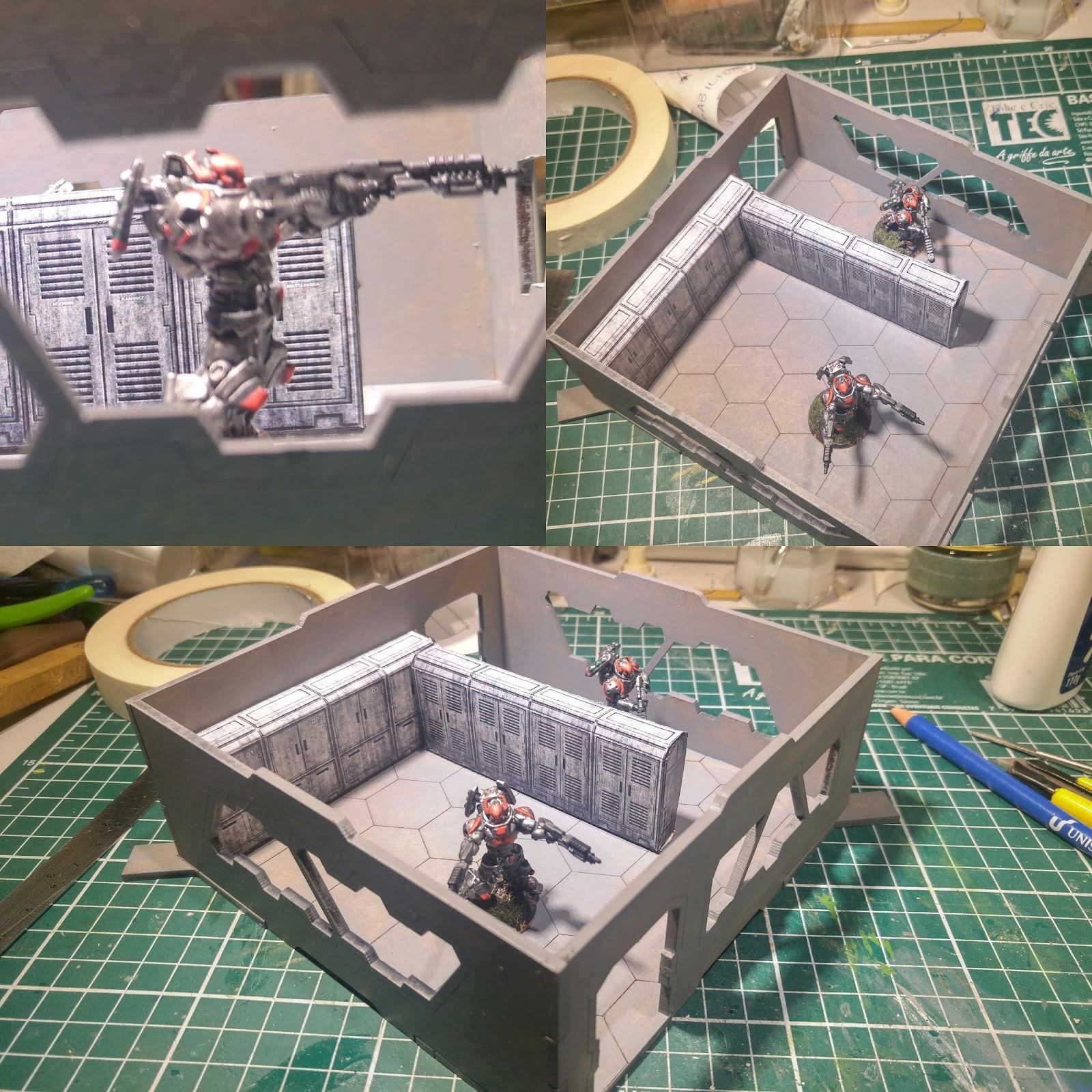 hobby] Infinity printable terrain clutter