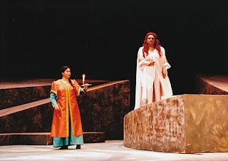 Dama (Macbeth-Verdi) Teatro Principal, Palma de Mallorca