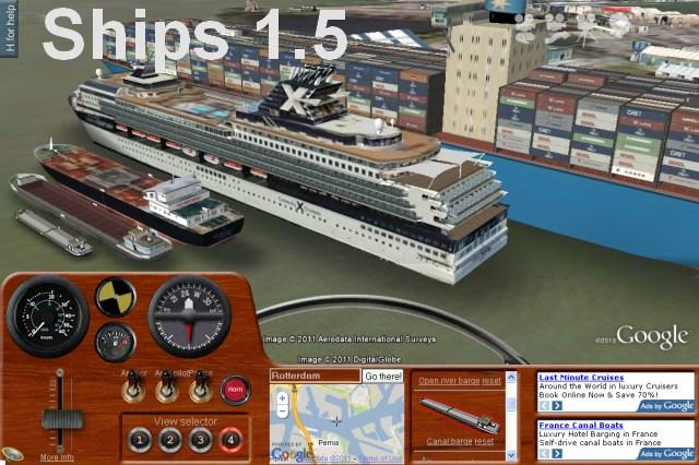 simulatore navale