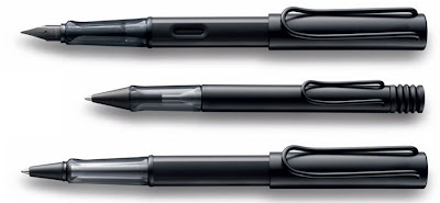 Sneak Peek at Lamy AL-Star Matte Black