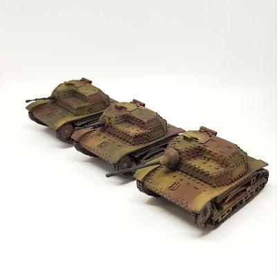 1/56 Polish Tankette TKS