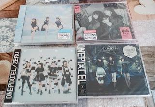 OnePixcel - ワンピクセル - CD