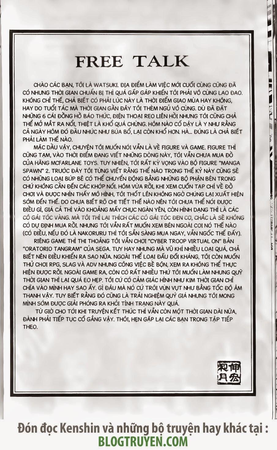 Rurouni Kenshin chap 185 trang 19