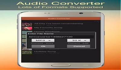 Cara Edit Lagu dengan Audio MP3 Cutter Mix Converter