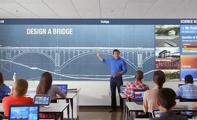 Teknologi Pembelajaran Masa Depan